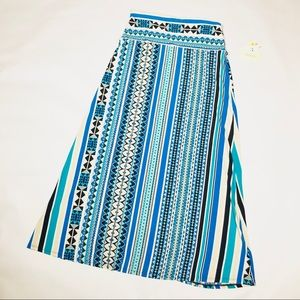 Eci maxi skirt